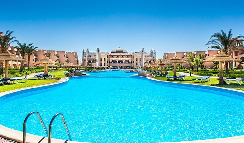 Jasmine Palace Resort - luxusní dovolená