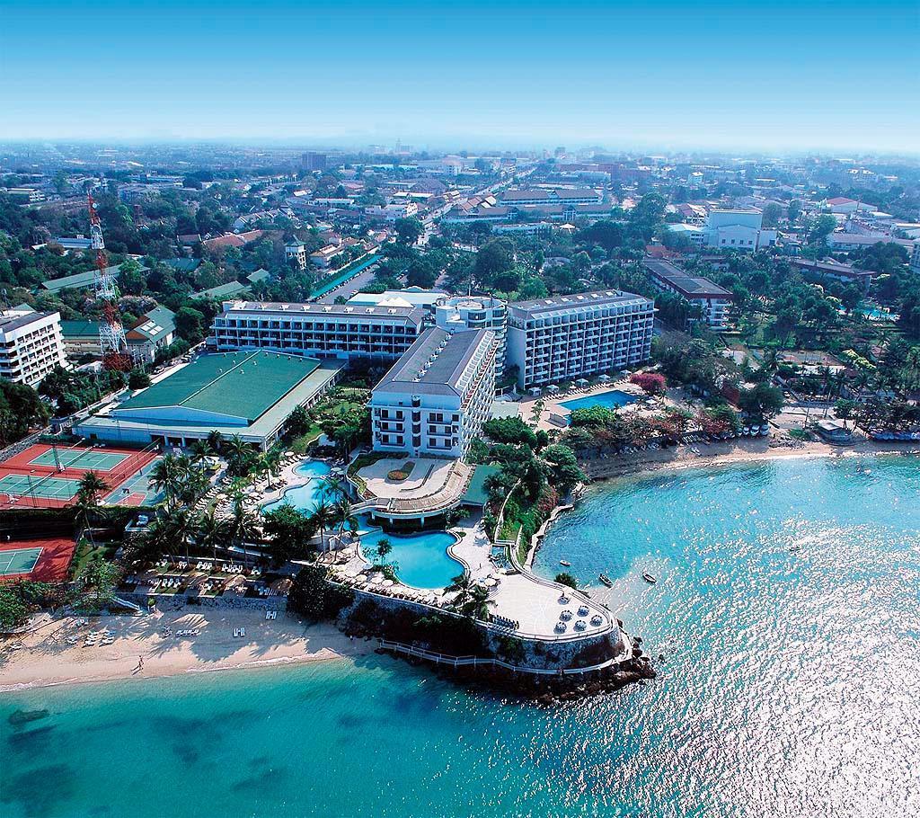 Dusit Thani Pattaya Hotel