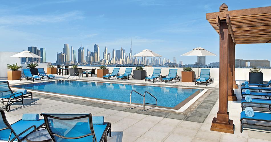 Hilton Garden Inn Dubai Al Mina - Levně