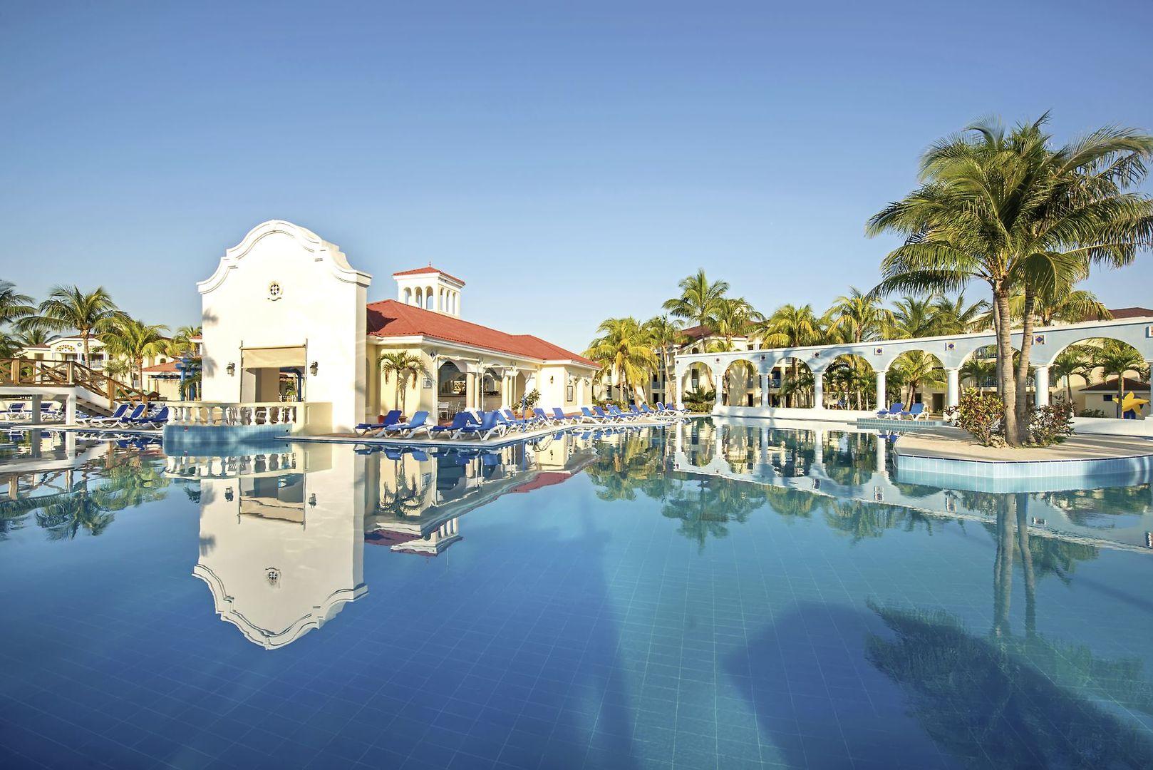 Hotel IBEROSTAR Playa Alam.