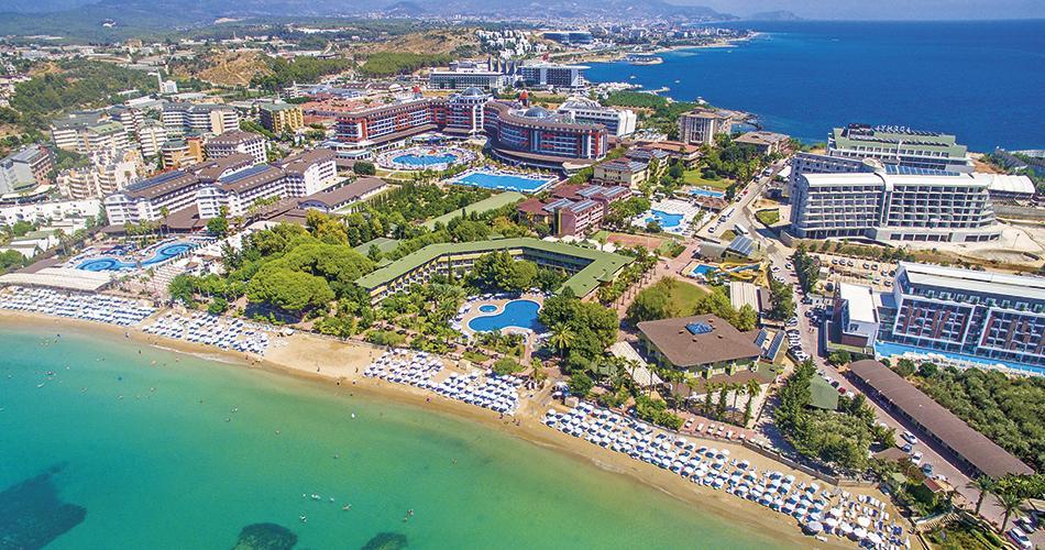 Lonicera World Hotel & Resort