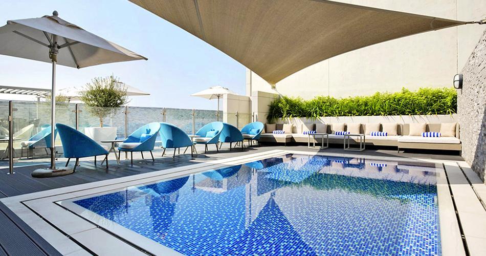 Novotel Bur Dubai - Levně