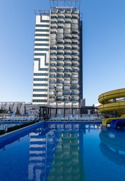 Hotel Burgas Beach - hotely