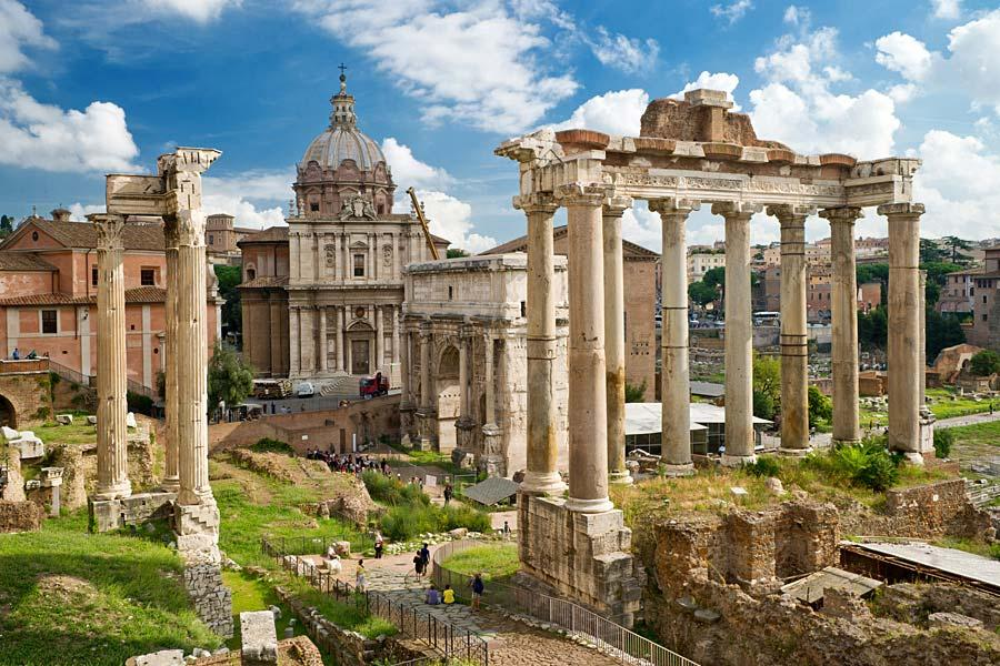 Hotel Archimede 4*, Řím - letecky
