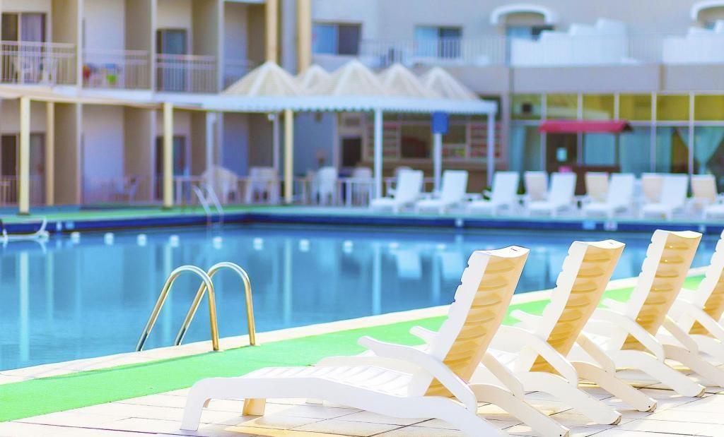 Beach Hotel Sharjah - snídaně