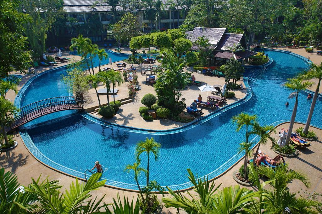 Kombinace - Green Park/ Bangkok Palace Hotel