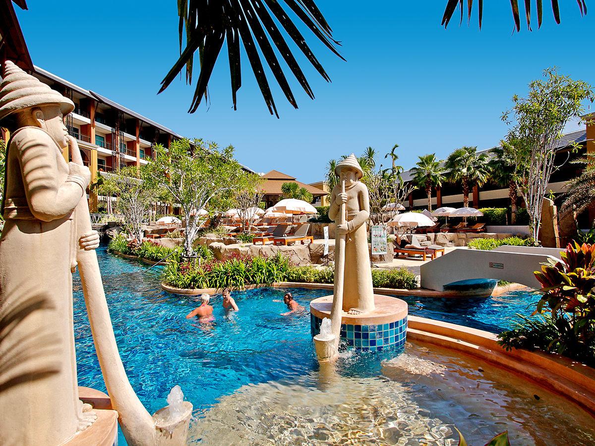 Hotel Rawai Palm Beach