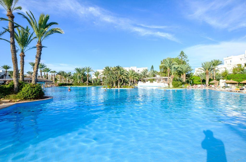 Vincci Djerba Resort - v červnu