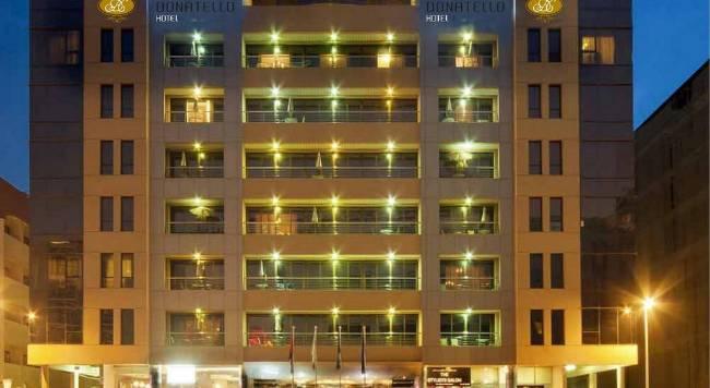 Donatello Hotel Apartments - Ubytování v soukromí