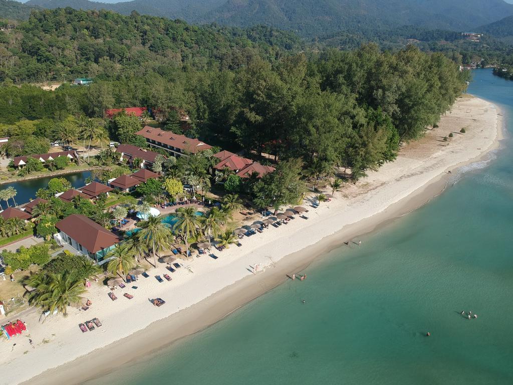 Kombinace - Klong Prao Resort/ Sunshine Garden/ Bangkok Palace Hotel