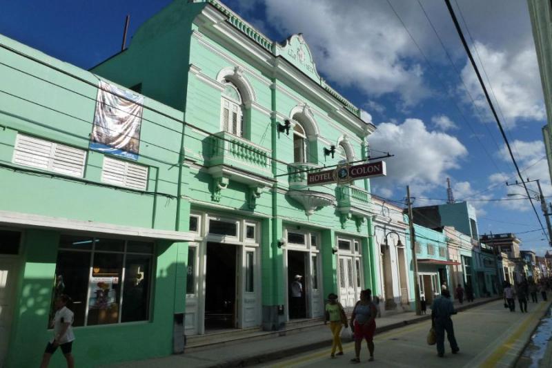 Colón managed by Meliã