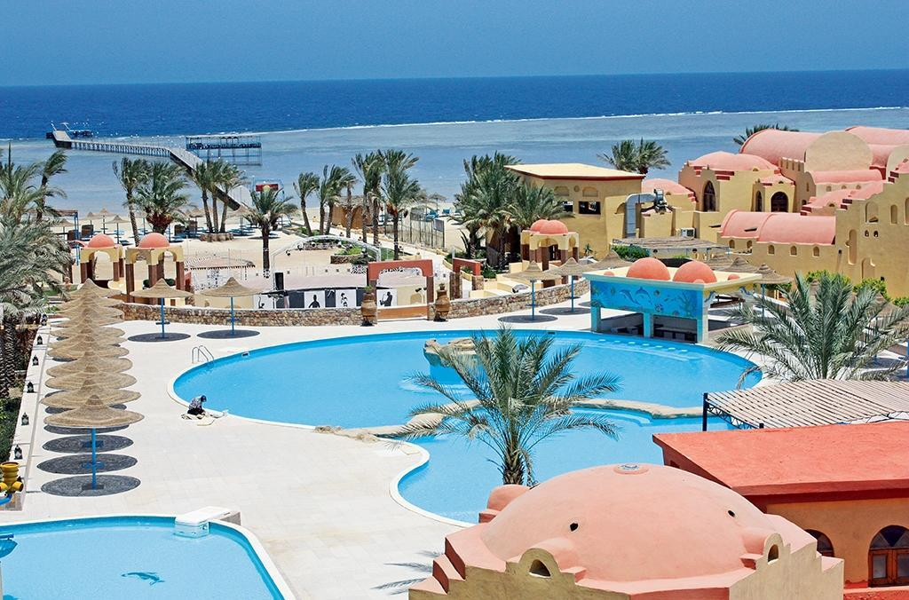 Marina Beach Resort (ex. Abo Nawas Marsa Alam Resort)