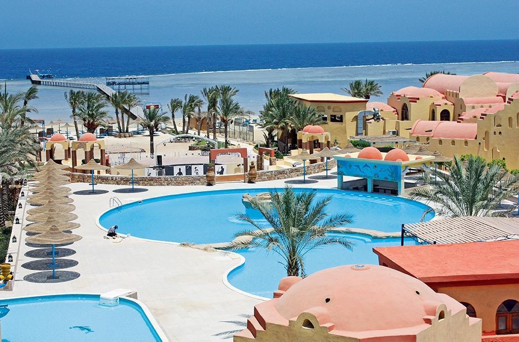 Marina Beach Resort (ex. Abo Nawas Marsa Alam Resort) - v září