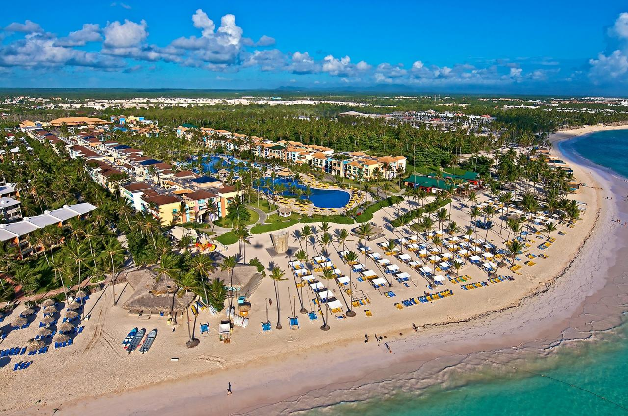 Hotel Ocean Blue & Sand