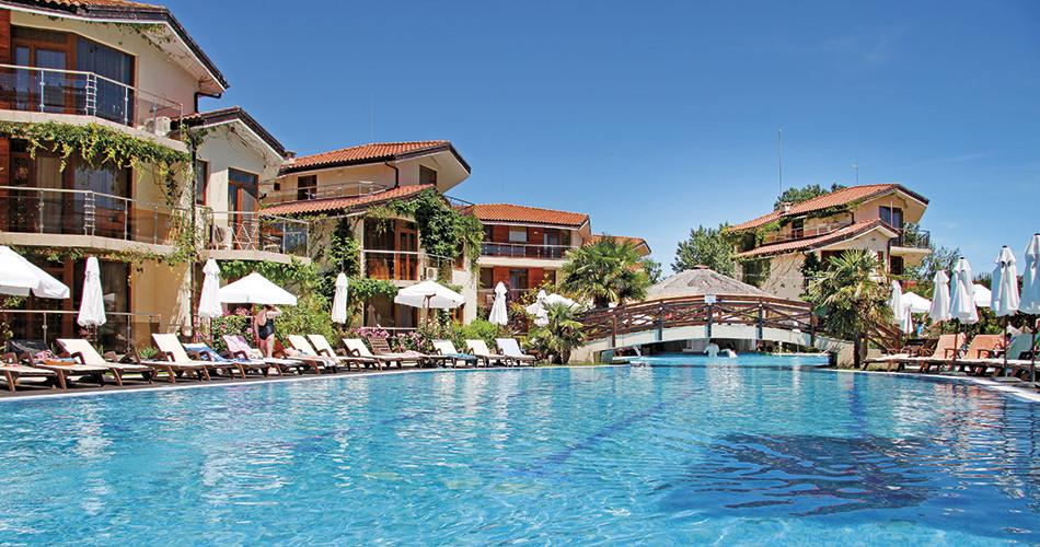 Laguna Beach Resort & Spa - Sozopol  - Bulharsko