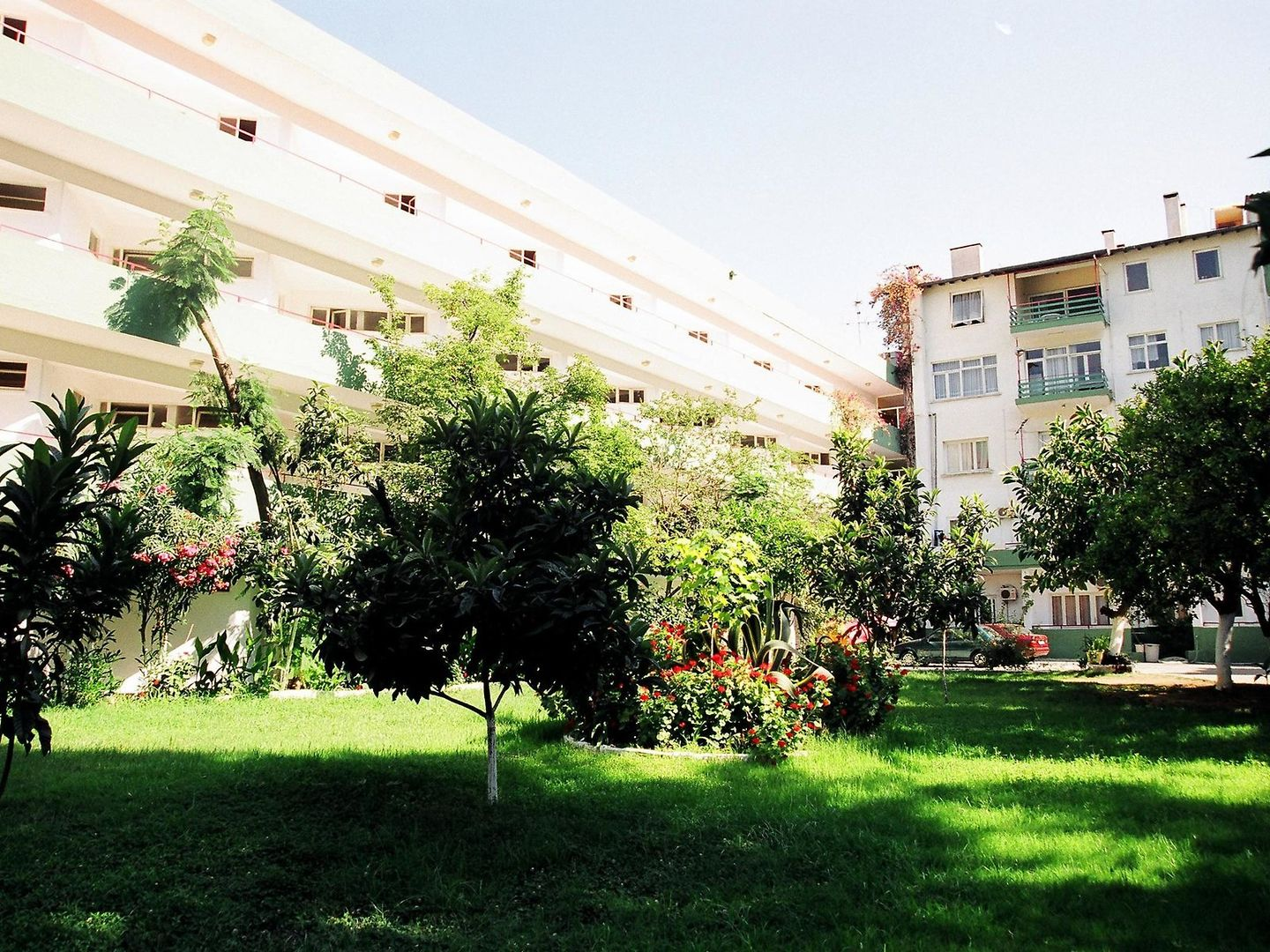 Hotel Arsi Enfi City Beach