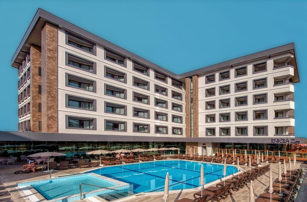 RIVIERA ZEN HOTEL - Hotely