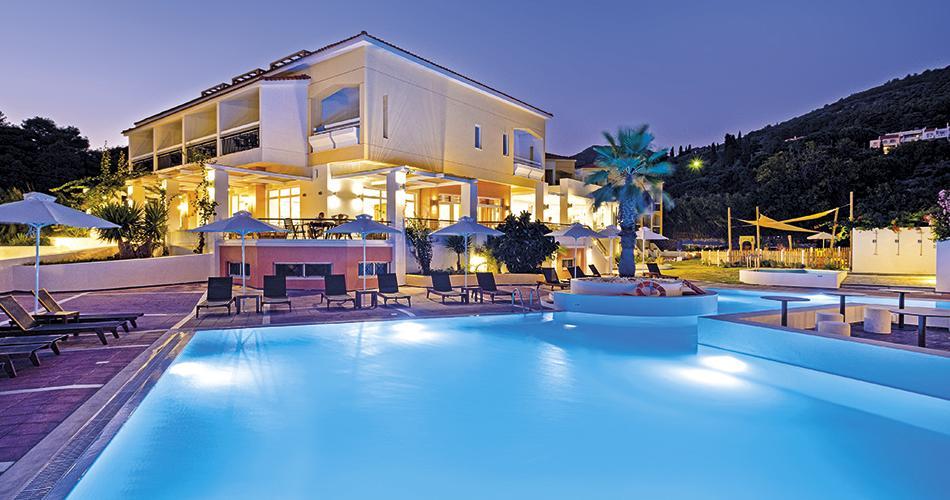 Samian Blue Seaside