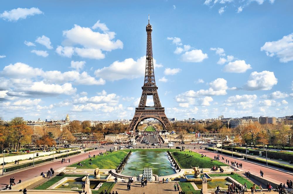 Hotel Campanile Montparnasse 3*, Paříž - letecky