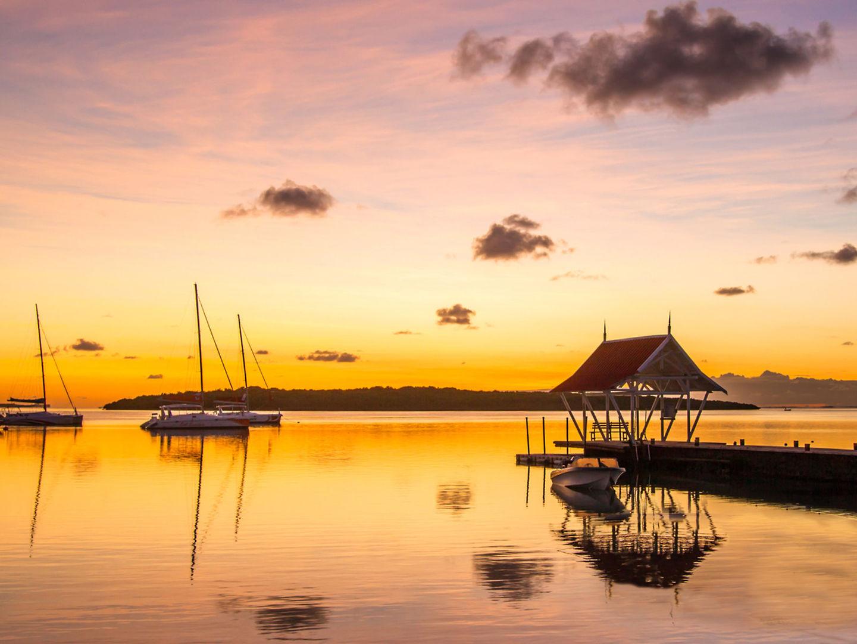 Le Preskil Beach Resort