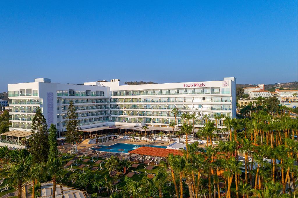 Hotel Cavo Maris Beach - Student Agency