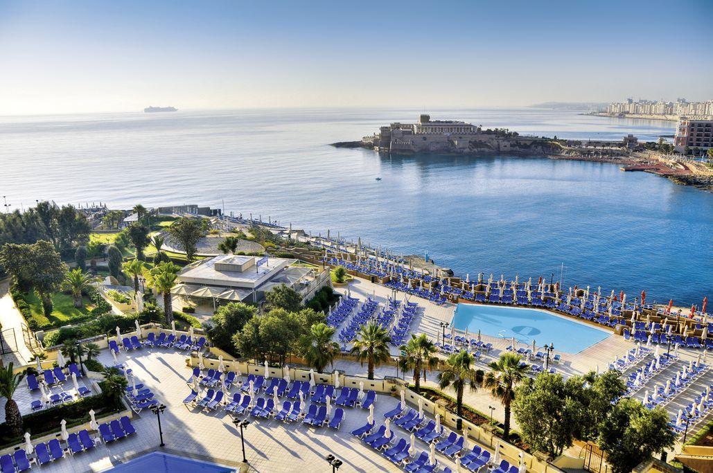 Malta - Land und Leute im Corinthia Hotel St. George's Bay