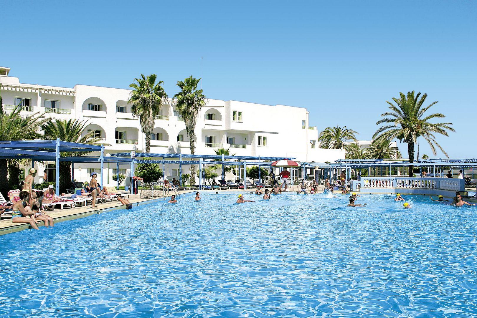 Hotel El Mouradi Port El K