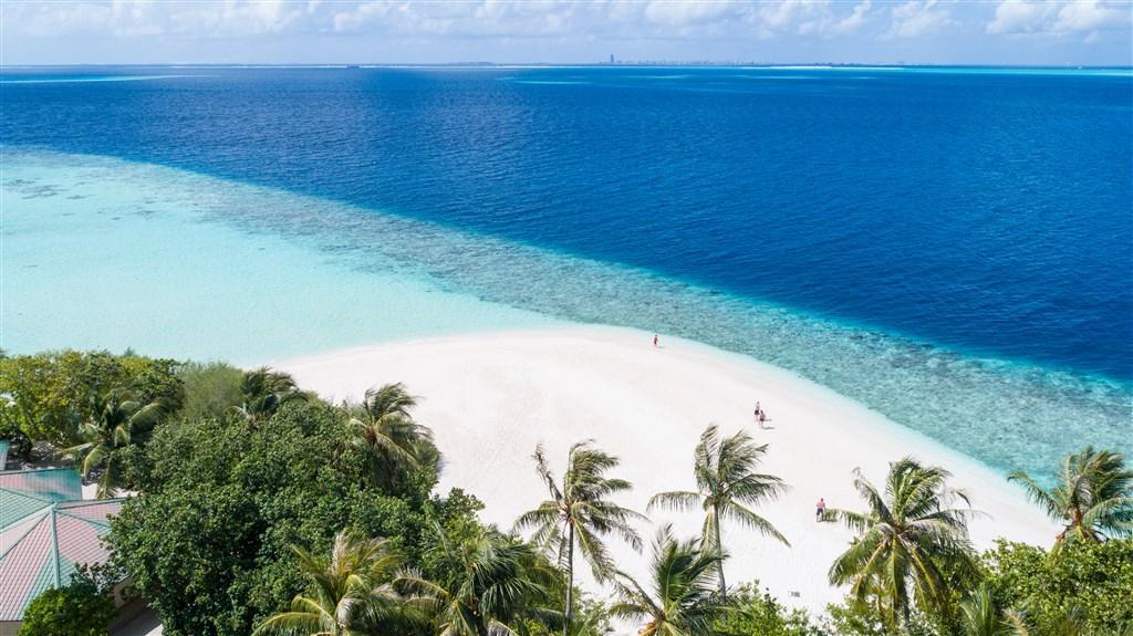 Embudu Village Resort - letní dovolená