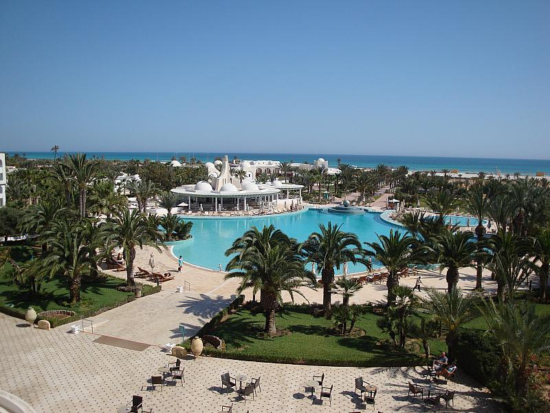 Royal Garden Palace - Djerba - Tunisko