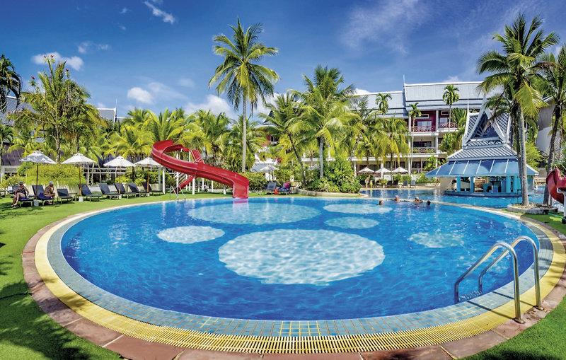 Cha-Da Krabi Thai Village Resort