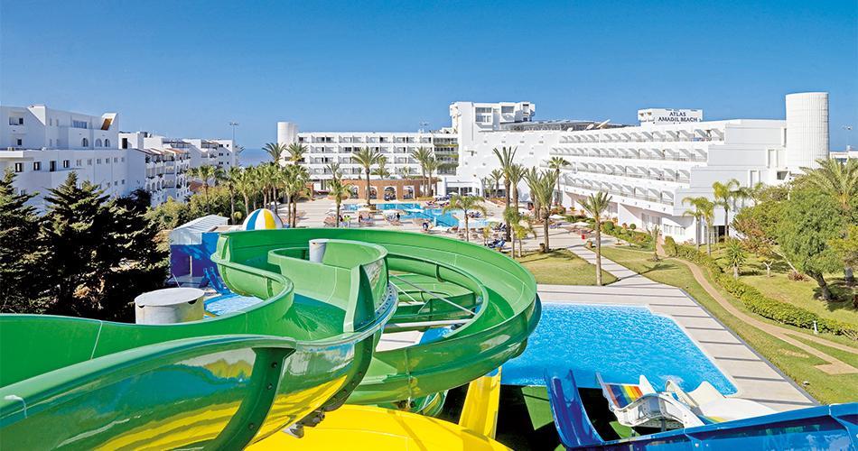 Hotel LABRANDA Amadil Beach - v říjnu