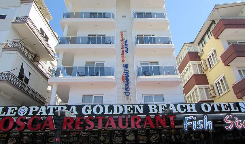 Cleopatra Golden Beach
