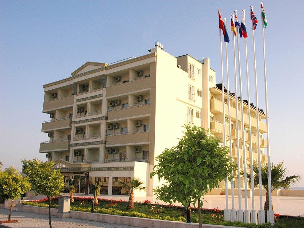 Z Hotels Side Town Hotel - v říjnu