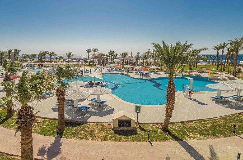 Hotel Amarina Abu Soma - hotel