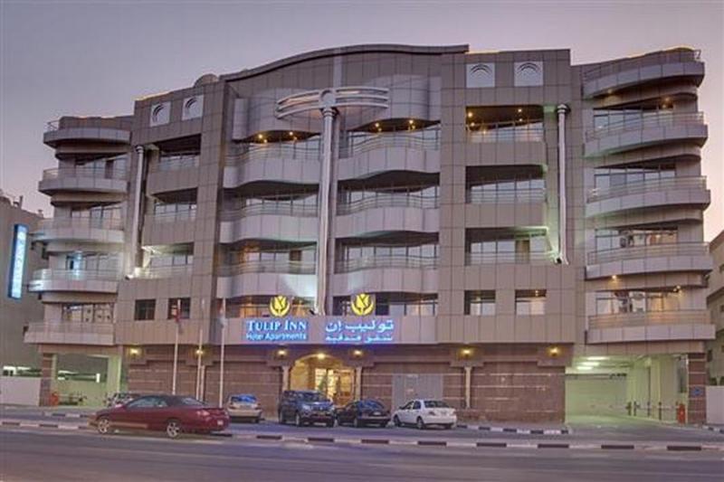 Tulip Inn - Sharjah - Spojené arabské emiráty
