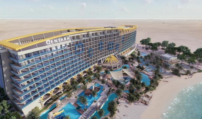 Centara Mirage Beach Resort Dubai - Snídaně