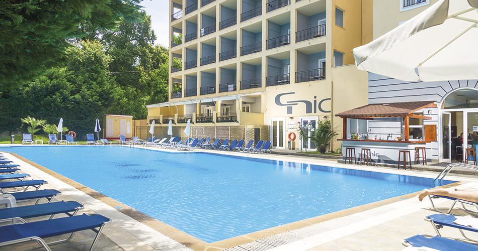 Hellinis Hotel Corfu