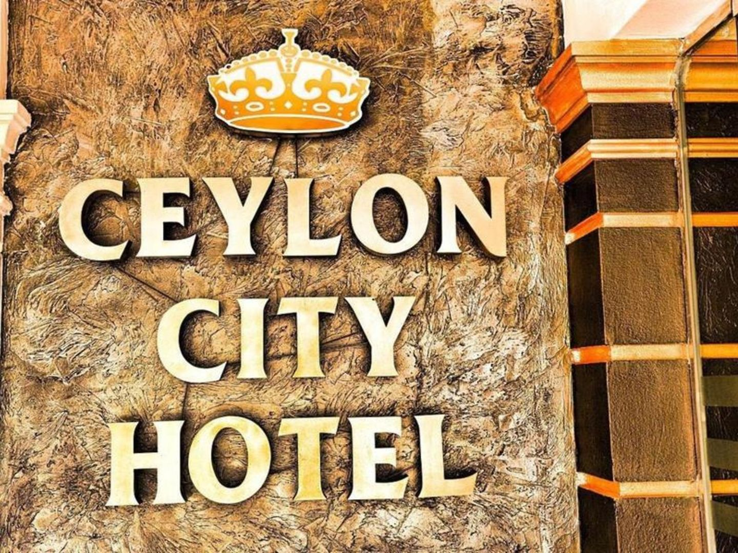 Ceylon City Hotel - hotely