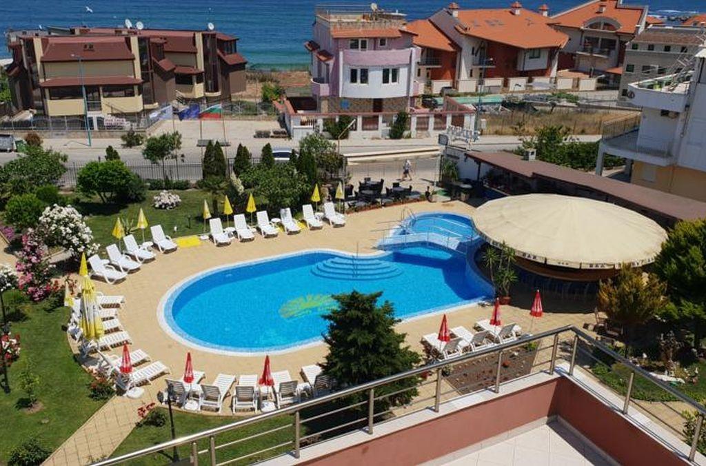 SUNNY HOTEL - Hotely