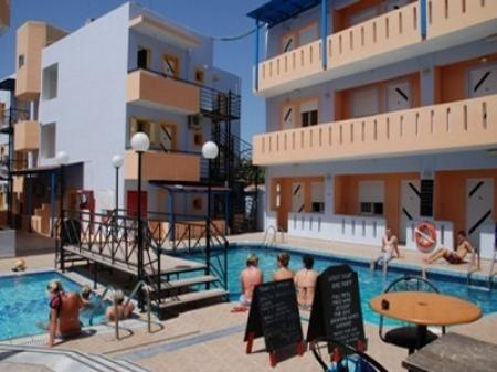 Happy Days Studios & Apts (Malia, Crete)