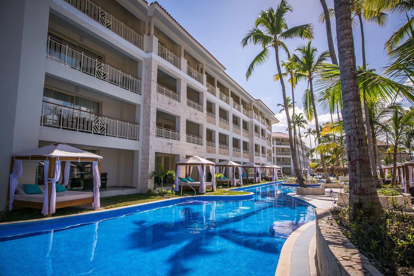 Majestic Mirage Punta Cana Resort - Dominikánská republika v srpnu - luxusní dovolená