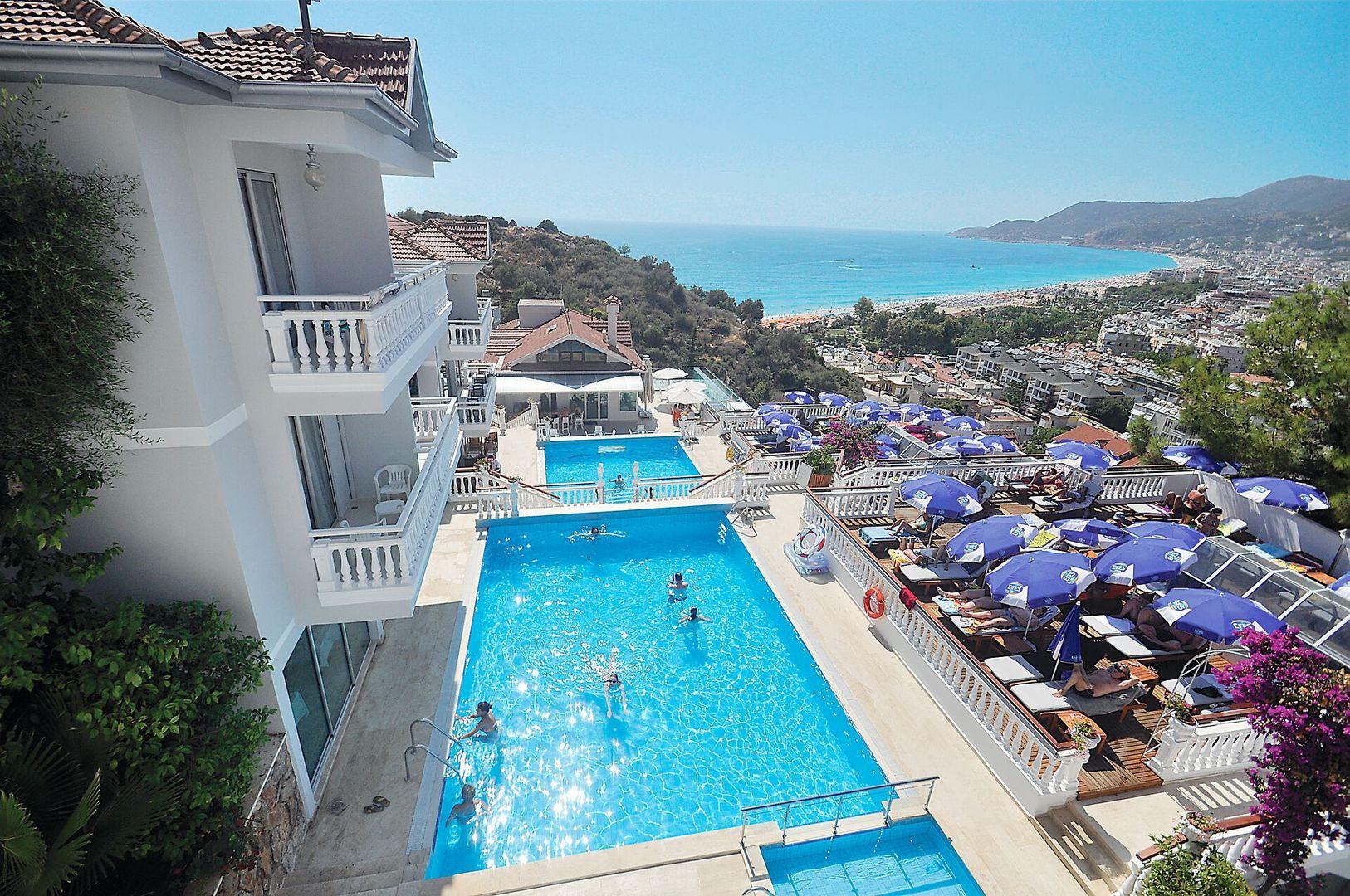 Sunny Hill Alya Hotel