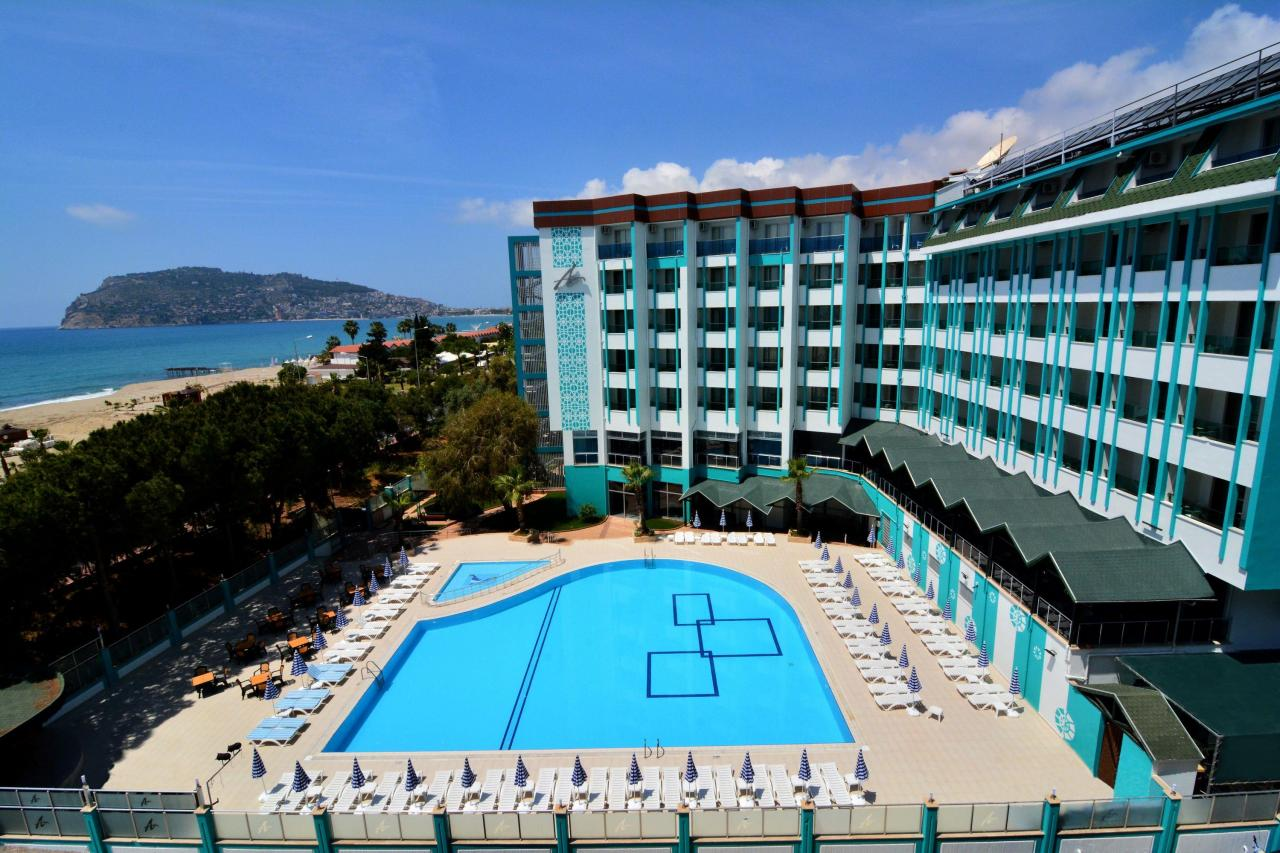 Ananas Hotel - letecky all inclusive