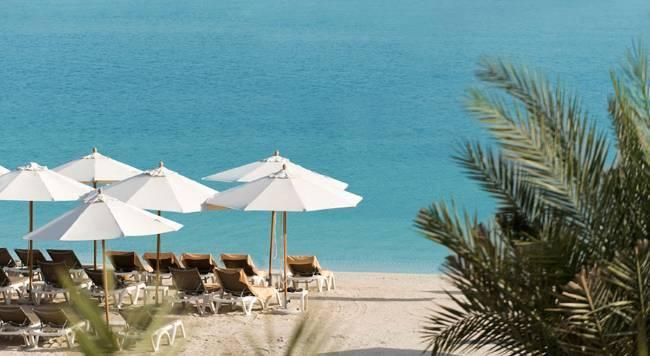 Beach Hotel Ras Al Khaimah - luxusní hotely