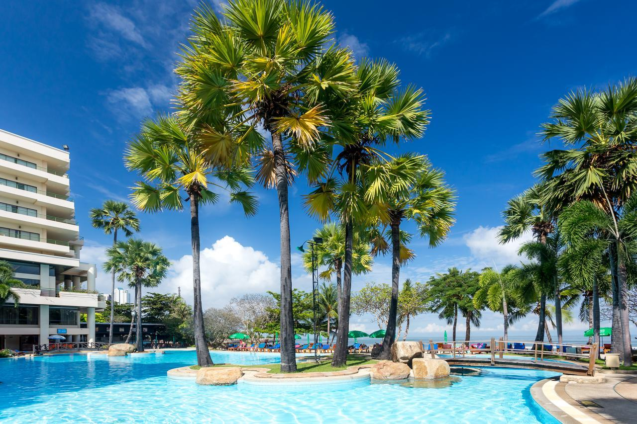Kombinace - Garden Sea View Resort/ Bangkok Palace Hotel