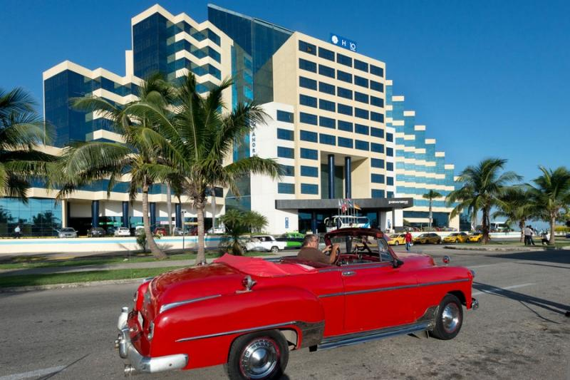 Kombinace Habana Libre / Sol Cayo Santa Maria - luxusní dovolená