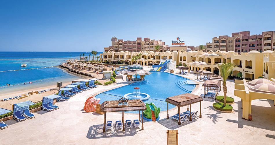 Hotel Sunny Days Palacio