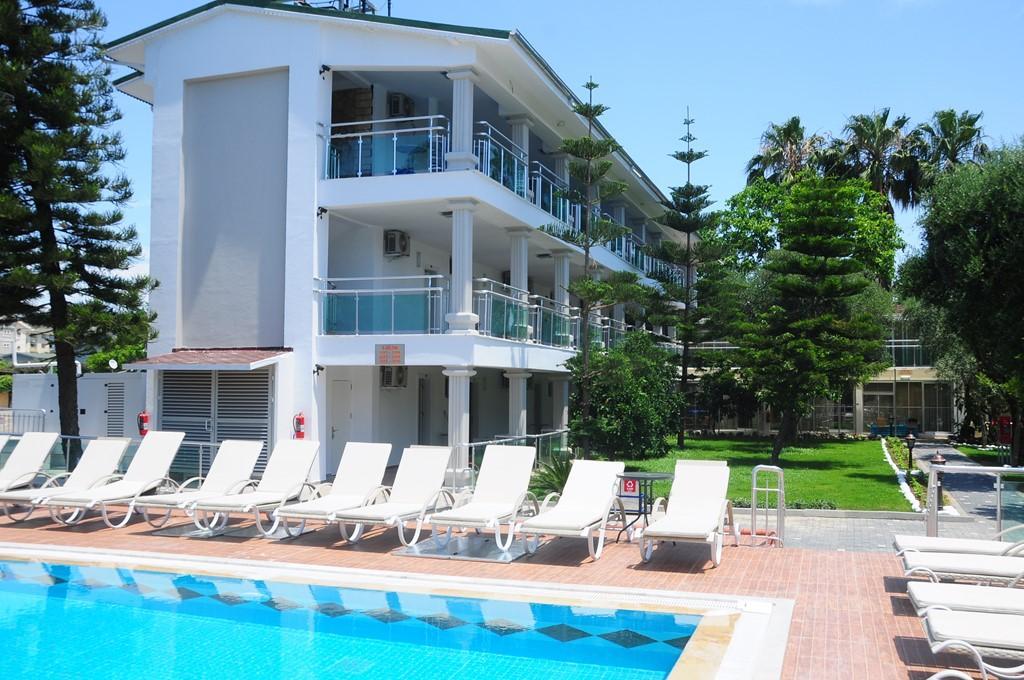 Side Altinkum Hotel - Turecko - hotely