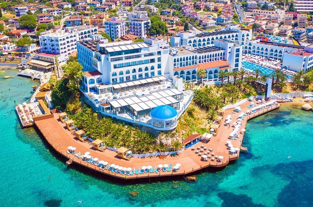 Hotel Infinity By Yelken - luxusní dovolená