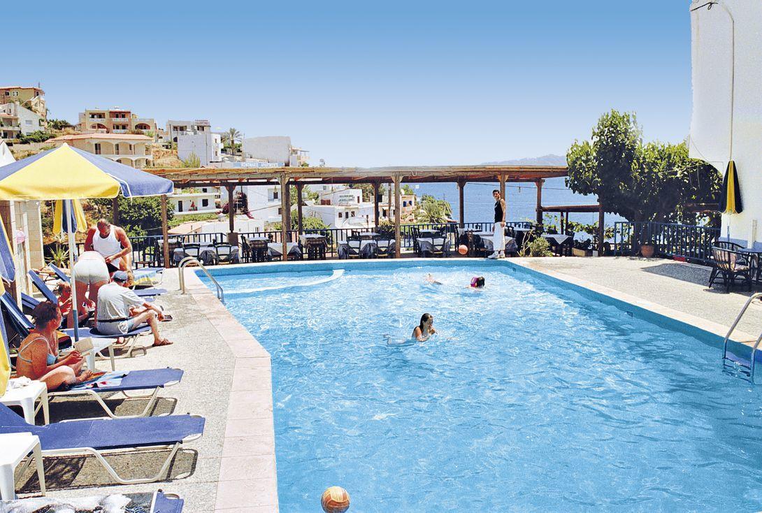 Sofia-Mythos Beach Aparthotel (Bali-Crete)